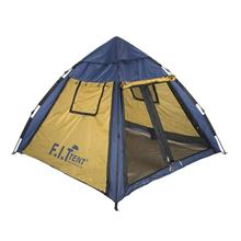 چادر مسافرتی اف آی تی تنت  Travel Tent 6 Person model   Double Roof AT4